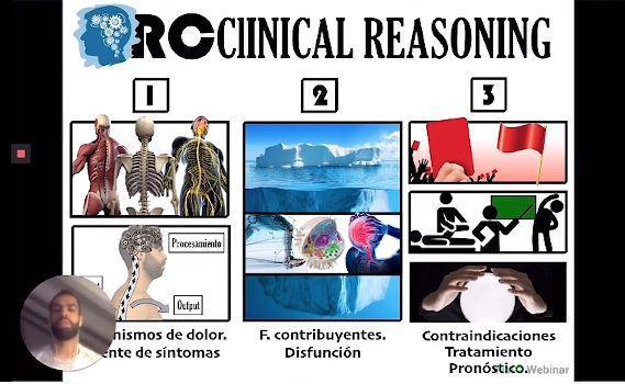 razonamiento clínico en fisioterapia
