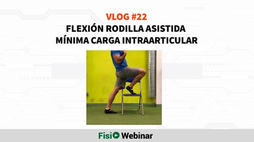 flexión rodilla asistida