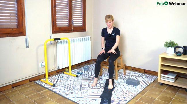 recuperación funcional tobillo y pie