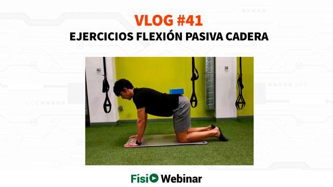 flexión pasiva cadera