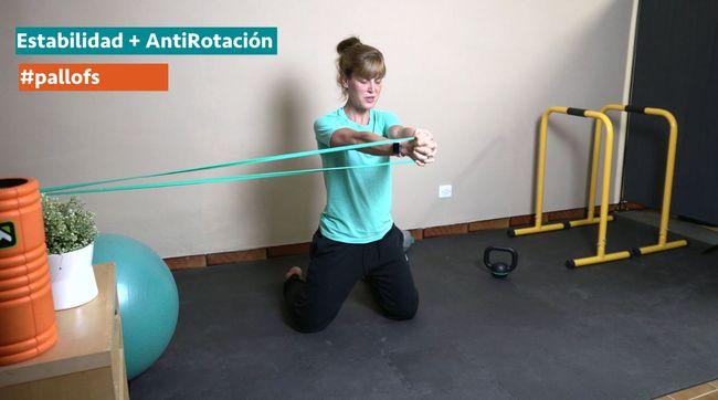 ejercicios para el core