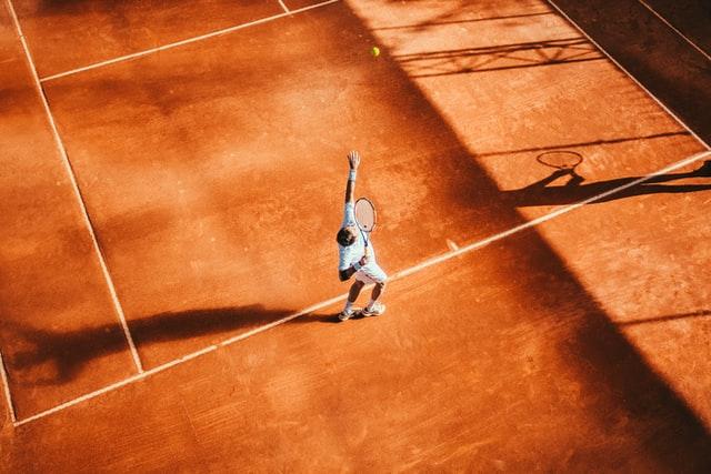lesiones manguito rotador en tenistas